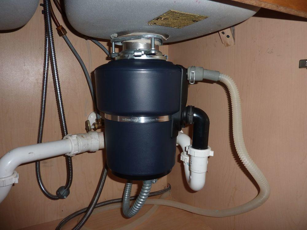 Sink & Garbage Disposals
