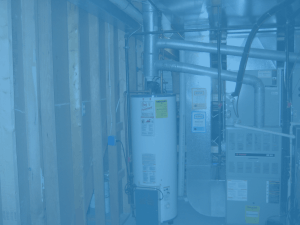 gas water heater)