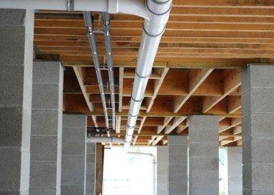 home elevation plumbing