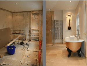 Bathroom Plumbing in Carborro