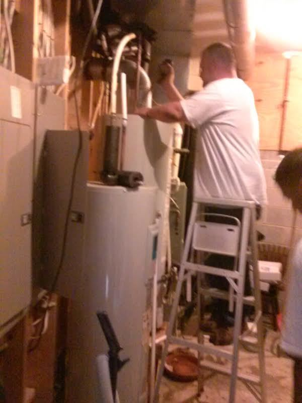 Carrboro Water Heater Replacement