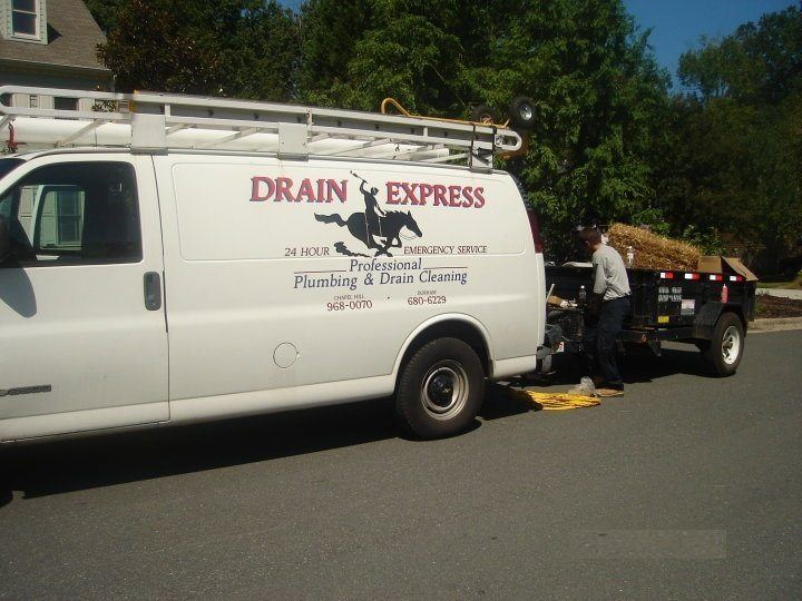 Chapel Hill Sewer Line Repair Plumber (919) 968-0070