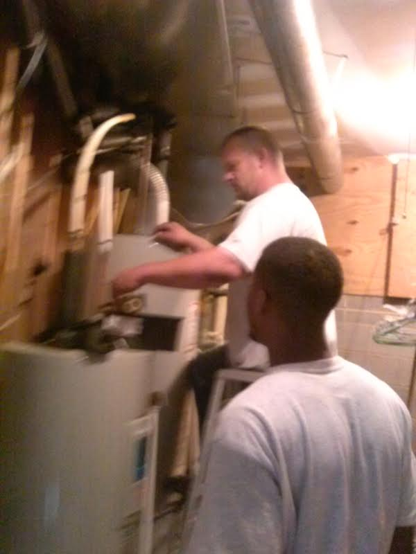 Water Heater replace
