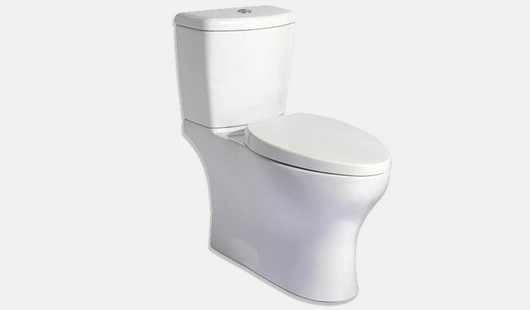 Today's Toilets Use Less Water and Make Less Noise