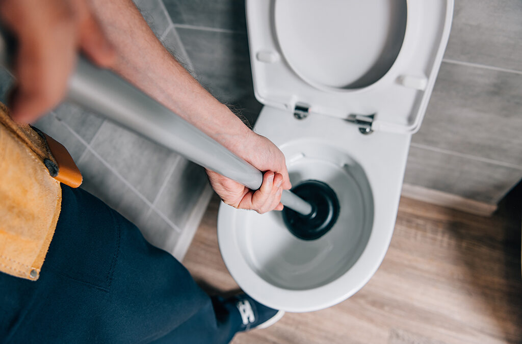 How To Unclog A Toilet (And Not Make It Worse)